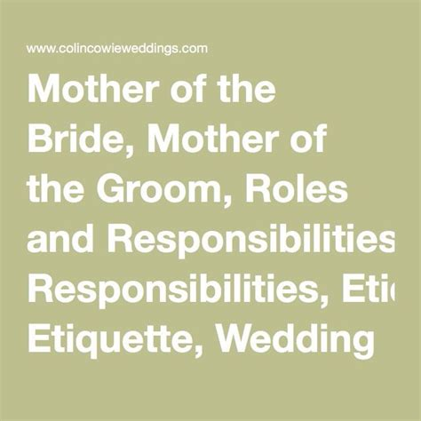 what are the roles in a wedding 17 best ideas about groom roles on groom