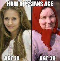 Asian Lady Aging Meme - ロシア人女性は一定の年齢を超えると急に老けると海外掲示板で話題に 海外の反応 暇は無味無臭の劇薬