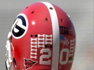 What Do The Stickers On Football Helmets