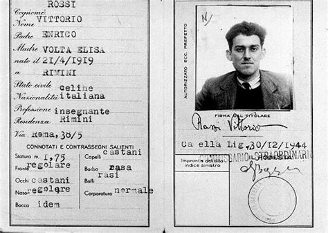 printable holocaust id cards italia photograph