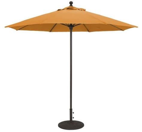 aluminum patio umbrella 9 aluminum commercial patio umbrella with manual tilt