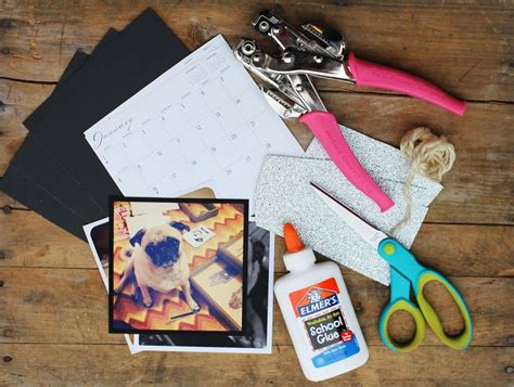 diy instagram d i y instagram calendar a beautiful mess