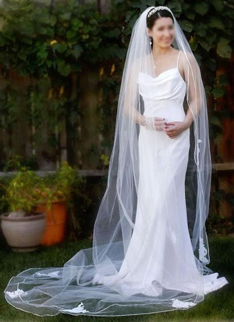 china bridal veil shawl for wedding ceremony xnts11004 china veil wedding dress