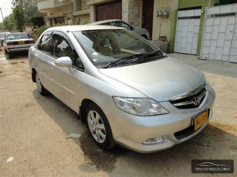 Honda City Vtec 2006 At honda city vtec steermatic 2006 for sale in karachi