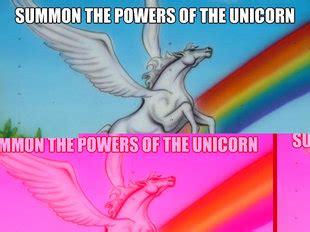 Unicorn Meme Generator - rainbow unicorn memes quickmeme