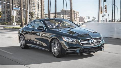 2018 mercedes s560 coupe review delightful luxury