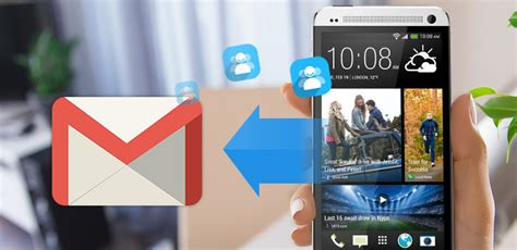 sync mobile contacts with gmail how to send contacts from android to gmail