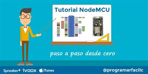 tutorial codeigniter desde cero nodemcu y el iot tutorial paso a paso desde cero