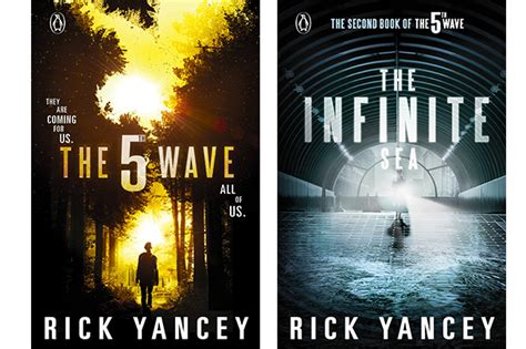 libro the 5th wave book book review the 5th wave and the infinite sea by rick yancey