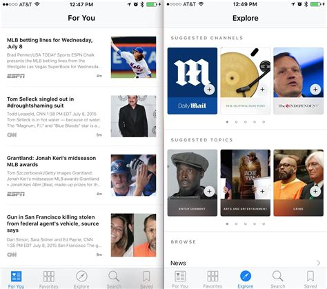 apple news how to enable ios 9 news app if you re outside us