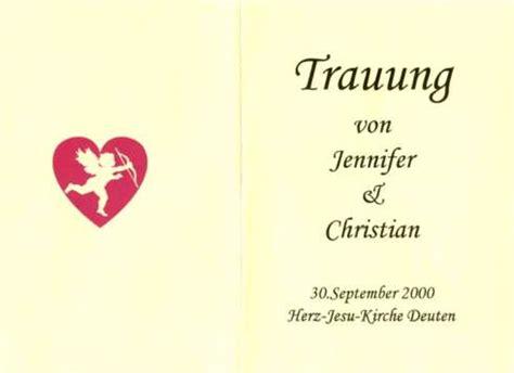 Hochzeit Trauung Ablauf by Kirchenheft Mit Liedern Und Texten Zum Verteilen