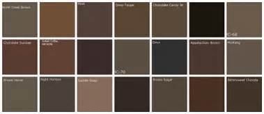 different colors of brown gid brown the always quot it quot color