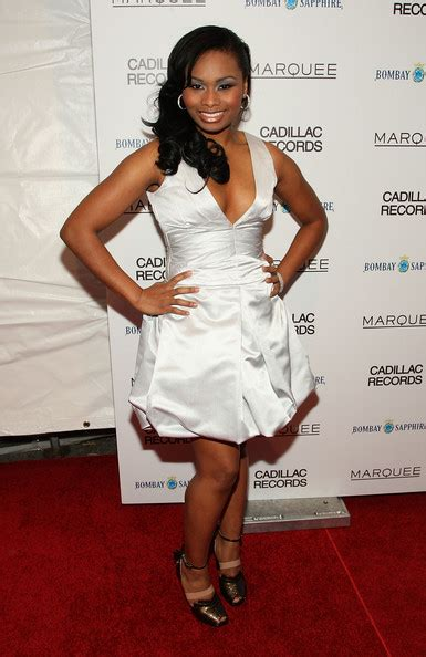 Records New York Chyna Layne In Quot Cadillac Records Quot New York Premiere Zimbio