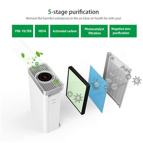 china  newest air purifier manufacturers  suppliers