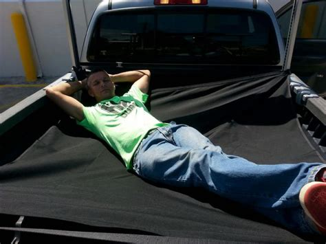 truck bed hammock the jammock is a hammock for the top of your jeep