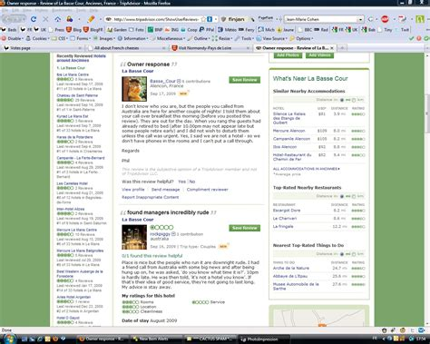 best tripadvisor reviews an owner s story tripadvisorwatch hotel reviews in focus