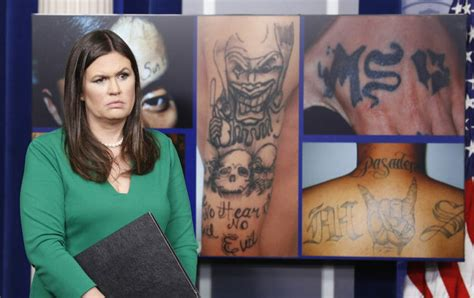 ms 13 tattoos who lost to ms 13 denounces s