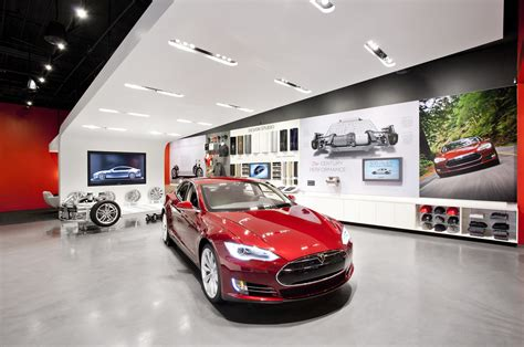 Tesla Motors Store Auto Dealer Groups Escalate Battle Against Tesla Stores