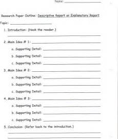 Descriptive Essay Outline Exle by Sms8english Mr Middleton