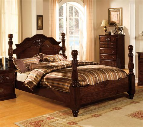 tuscan bedroom furniture bedroom sets tuscan ii bedroom set dark pine set of 5