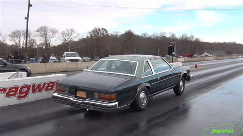 What Does Sleeper Car by The Sleeper Buick Lasabre Goes Nuts With