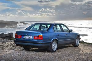 Bmw E34 Bmw 5 Series History Third Generation E34