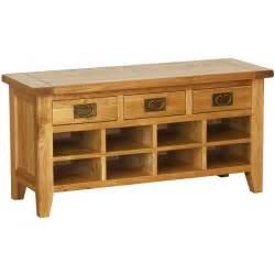 vancouver oak shoe rack oak furniture solutions