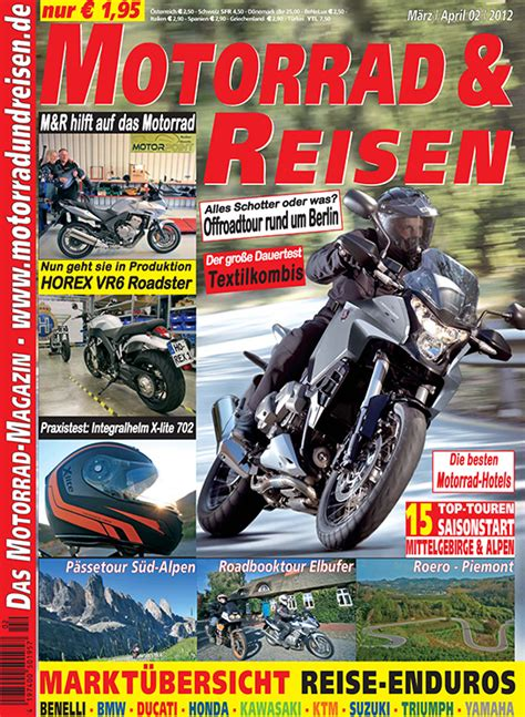 Motorrad Fahren Ab 15 by M R 02 2012 Als Gratisdownload Bis 19 10 2012 Mot