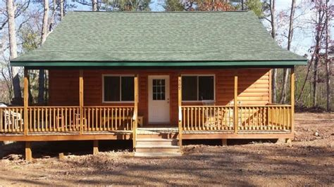 Va Cabins by Builds Small Cabin In Virginia Acreage