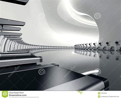 Salle De Sport Futuriste by Avion 233 Cole Crois 233 Elliptique De Gymnase Moderne Futuriste