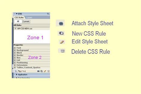 css tutorial display dreamweaver tutorial css in general