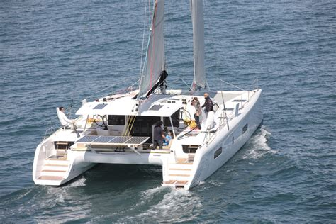outremer catamaran capsize outremer 5x pictures to pin on pinterest pinsdaddy