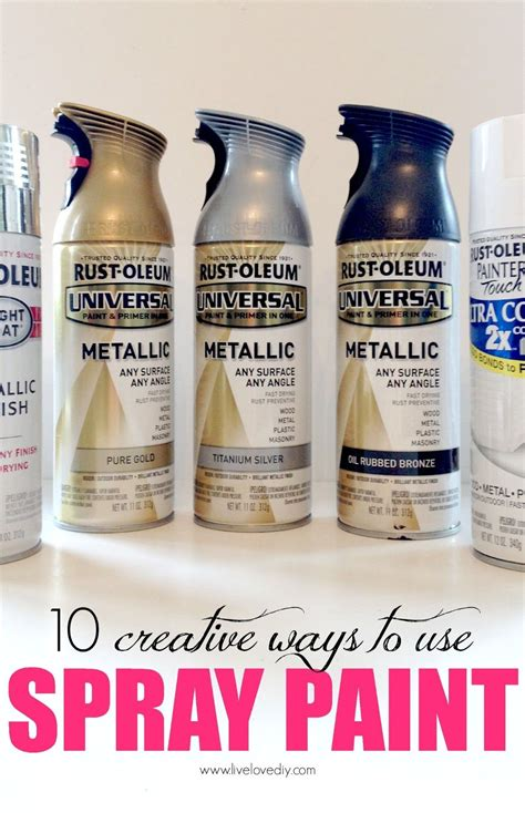 spray painting tips 10 spray paint tips what you never knew about spray paint