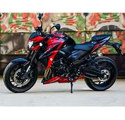 2018 Suzuki GSX S750 Launched At INR 745 Lakh In India