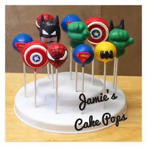 25 best ideas about superhero cake pops on pinterest batman cake pops disney cake pops and