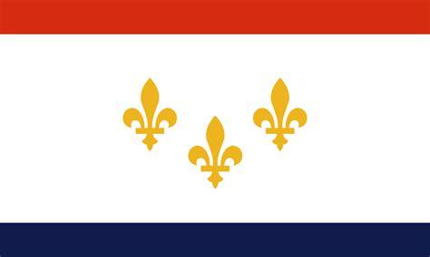louisiana new france wikipedia the free encyclopedia flag of new orleans wikipedia