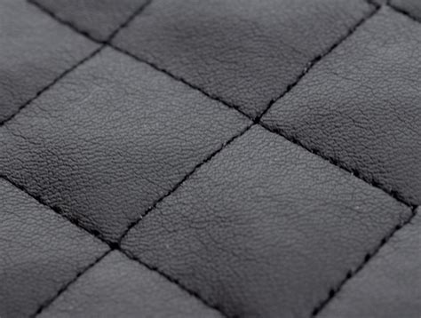 Quilted Leather Material mjtrends black quilted faux leather fabric