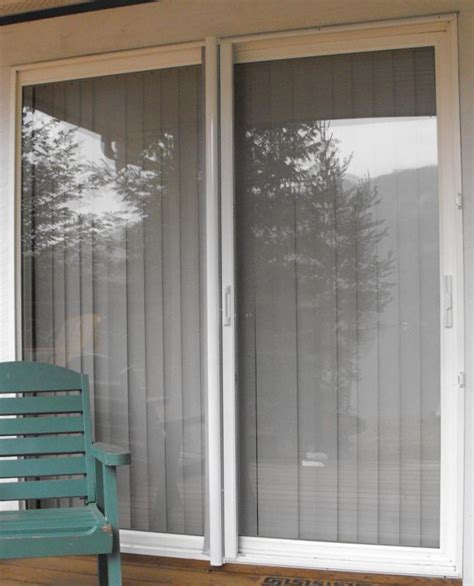 Screen For Patio Doors Patio Screen Door 28 Images Exterior White Vinyl Screen Sliding Door With Pet Door Gallery
