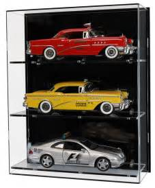 1 18 scale model car display cabinet with three shelves