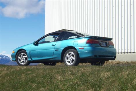 1993 eagle talon specs pictures trims colors cars com 1993 eagle talon pictures cargurus
