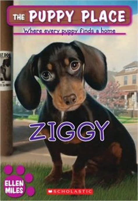 puppy place series ziggy the puppy place series by 9780545253956 paperback barnes noble