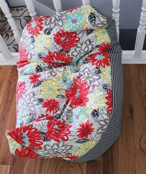 photo bean bag diy simple diy bean bag chair a step by step tutorial