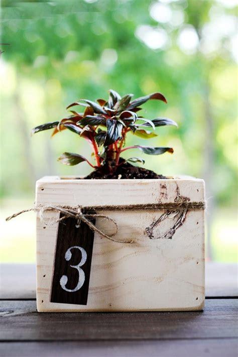 planter box centerpiece diy planter box centerpieces rustic wedding chic