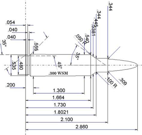 reloading data .300 winchester short magnum / .300 wsm