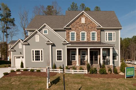 wieland homes mayer traditional exterior