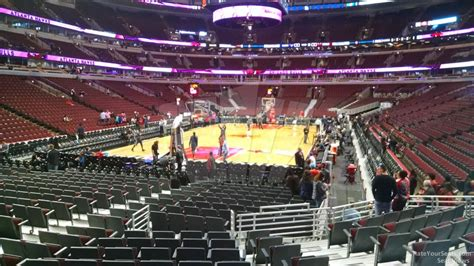 it section 10 united center section 105 chicago bulls rateyourseats com