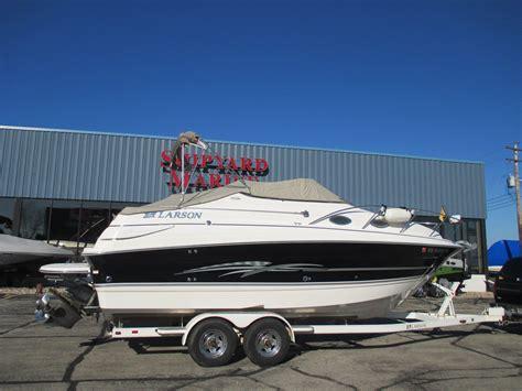 larson boats cabrio 240 larson 240 cabrio 2007 for sale for 42 850 boats from