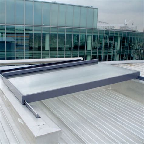 Sliding Rooflights Glazing Vision Light Roof