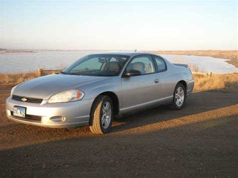 best car repair manuals 2006 chevrolet monte carlo on board diagnostic system purchase used 2006 chevrolet monte carlo lt coupe 2 door 3 9l in mobridge south dakota united