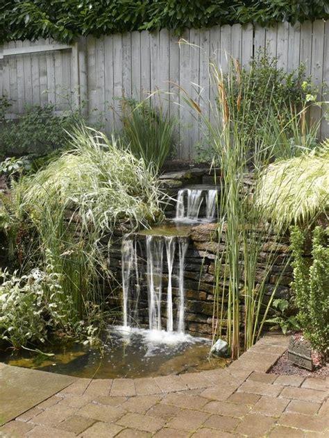 best 25 pond waterfall ideas on